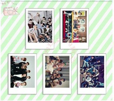 現貨出清特價👍iKON 高清拍立得照片組(共5張)E352-A【玩之內】韓國