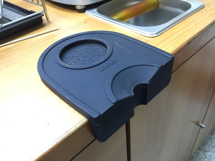 咖啡填壓器轉角墊 止滑墊 壓粉墊【良鎂咖啡精品館】