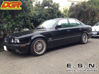 MS改避震【 DGR 避震器 BMW - E34 專用 】042