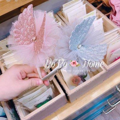 PARANOID韓國進口palmtree網紗公主翅膀髮箍 女童可愛頭箍生日超仙頭箍
