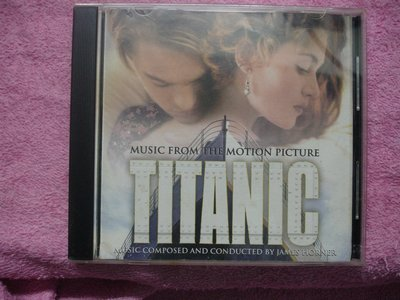 [原版光碟]E Titanic   My Heart Will Go On