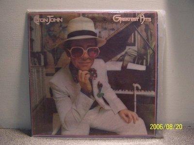 【原版流行LP】104.三張Elton John,精選集,Tumbleweed connection,21 at 33專輯3LPs