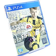 FIFA 17 中英合版 (PS4)