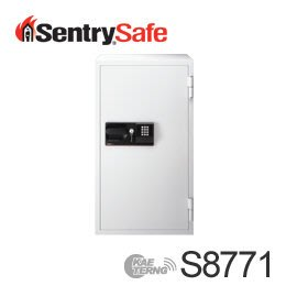 【皓翔居家安全館】Sentry Safe 美國金庫 電子式商務防火金庫(特大)S8771