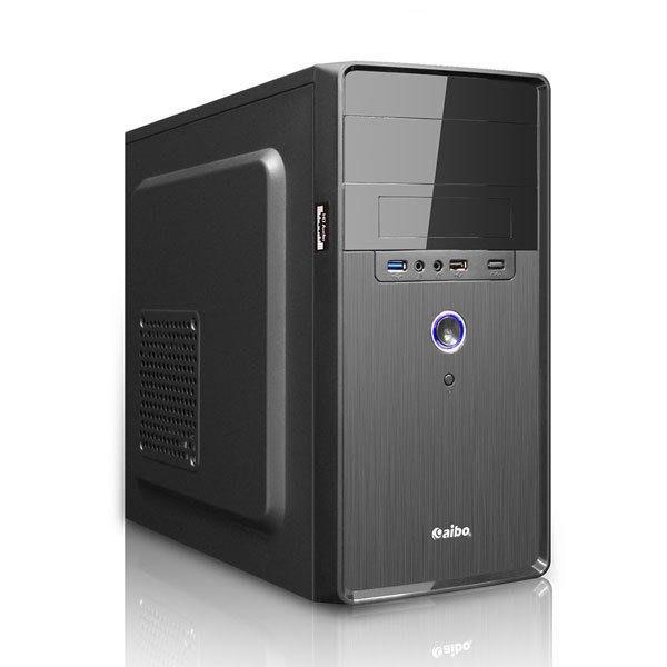 可超商取貨 aibo【星辰II USB3.0】一大一小 電腦機殼 小機殼 (CASE-CB509-U3)