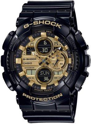 日本正版 CASIO 卡西歐 G-Shock GA-140GB-1A1JF 手錶 腕錶 日本代購