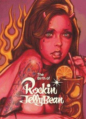 預訂 蒙面藝術家RJB畫集 The Birth of Rockin'Jelly Bean 9784862692917