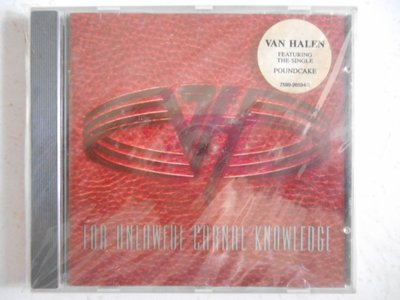 Van Halen - For Unlawful Carnal Knowledge
