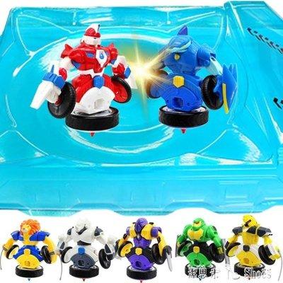 優惠特價魔幻陀螺3三代機甲戰車玩具赤影大號 『本色家飾』