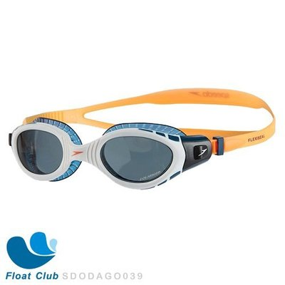 【零碼出清】Speedo 成人鐵人泳鏡  Futura Biofuse Tri 偏光 大視野 舒適不壓迫(無退換貨)