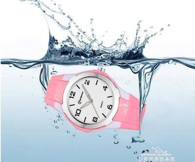 「免運」兒童電子手錶男孩初中學生石英錶小學生防水指針錶韓版簡約手錶女 『菲菲時尚館』