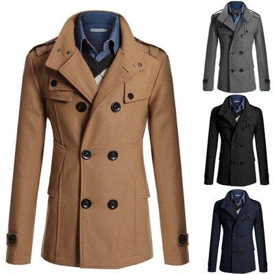 yes99buy加盟-2013秋冬새로운 男式最新時尚韓味修身百搭中長款風衣 外套