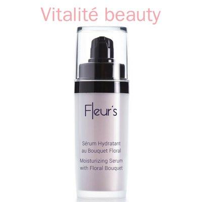 法國 Fleur's Moisturizing Serum with Floral Bouquet 花卉保濕滋潤修護精華 (提高皮膚水分 重獲柔軟光澤)