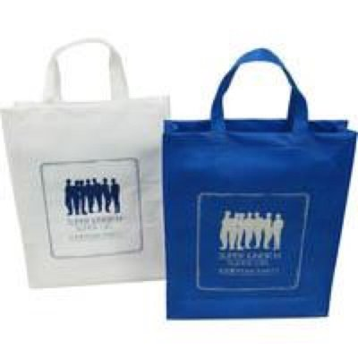 Super Junior M SJM 官方版 見面會 購物袋 袋子 絕版 白色款 始源 東海 韓庚 厲旭 圭賢
