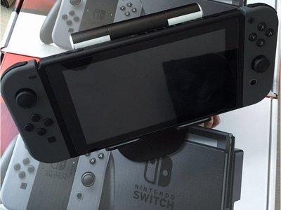 任天堂 Switch支架/NS支架 主機支架 可調節 Nintendo Switch 主機底座 直購價400元 桃園《蝦