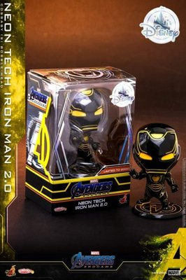 美國限定 Neon Cosbaby Ironman