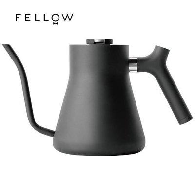 手沖冠軍指名使用,FELLOW Stagg Pour-Over Kettle v1.2全新改款不鏽鋼測溫手沖細口壺,霧黑(有焊接痕跡,不介意請下單)