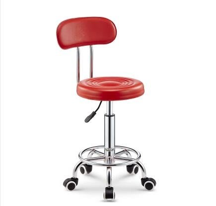 熱銷吧臺椅酒吧椅子旋轉升降靠背家用高腳凳圓凳子時尚創意美容凳轉椅LX全館免運