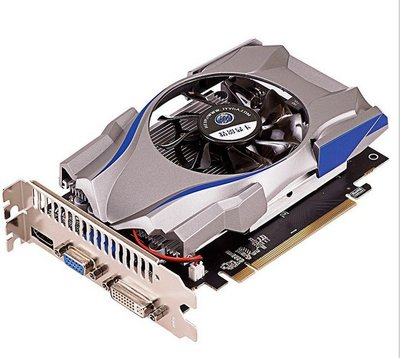 R7 250 1GB DDR5 PCI -E高頻顯卡 顯示卡 完爆GT730 GT740可以玩GTA5
