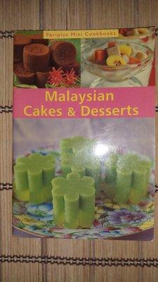 Periplus Mini Cookbooks - Malaysian Cakes & Desserts