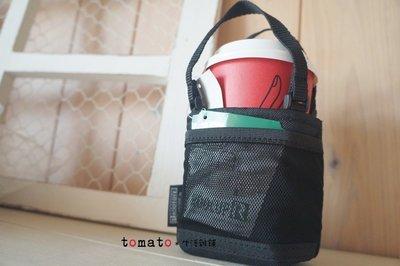 ˙TOMATO生活雜鋪˙日本進口雜貨氣環保愛地球咖啡杯隨手杯保溫冷 格層提袋(現貨+預購)