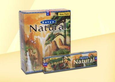 [晴天舖]印度線香 Satya Natural (木質甜味)賽巴巴同門驚豔上市!!大包裝
