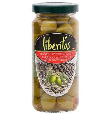 liberitas 紅心橄欖 935g *水蘋果* L-157