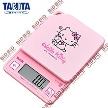 Hello Kitty x TANITA 電子磅 食物磅 廚房電子磅 Electronic Scale 廚房用品 烘焙煮食用品 SANRIO