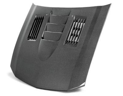 DJD19072263 福特 MUSTANG 碳纖維引擎蓋套件 國外預定進口品 依當月報價為準
