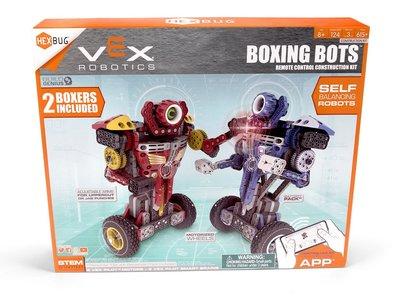 HEXBUG VEX Robotics Boxing Bots 2-Pack 遙控對戰機器人 ~ 請詢問庫存