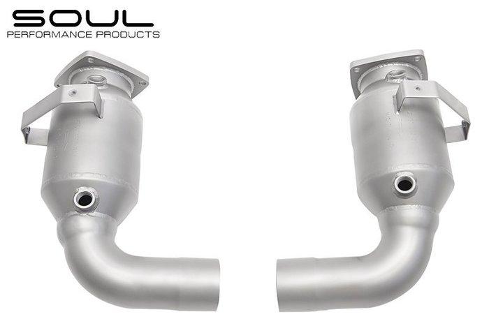 【樂駒】 Soul Performance Products Porsche 991.2 Sport Catalytic