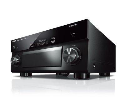 ~拍譜音響~Yamaha 9.2聲道AV環繞擴大機 RX-A3080