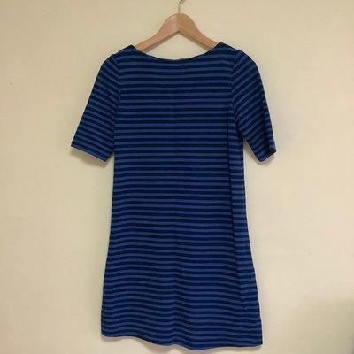 Uniqlo S號條紋洋裝