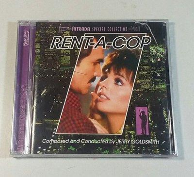 """""""出租警察-完整版(Rent-A-Cop)""""- Jerry Goldsmith(143),全新美版"""