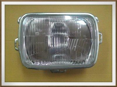 【帝益汽材】MITSUBISHI 中華 三菱 威利 威力 1100 1989~1992年 大燈《另有賣車門六角鎖、角燈》