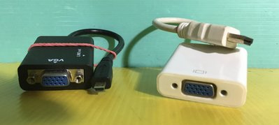 HDMI to VGA (LINE out )轉換 HDMI TO VGA 影音轉換器