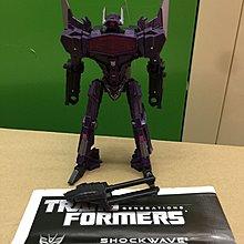 Hasbro Transformers 變形金剛FOC 震波shockwave MP optimus prime megatron FT TW fpj
