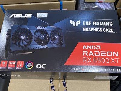 現貨 華碩 RX6900XT TUF-RX6900XT-O16G-GAMING 全新品盒裝