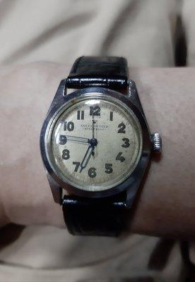 1940s勞力士ROLEX(中性)手上鏈古董錶