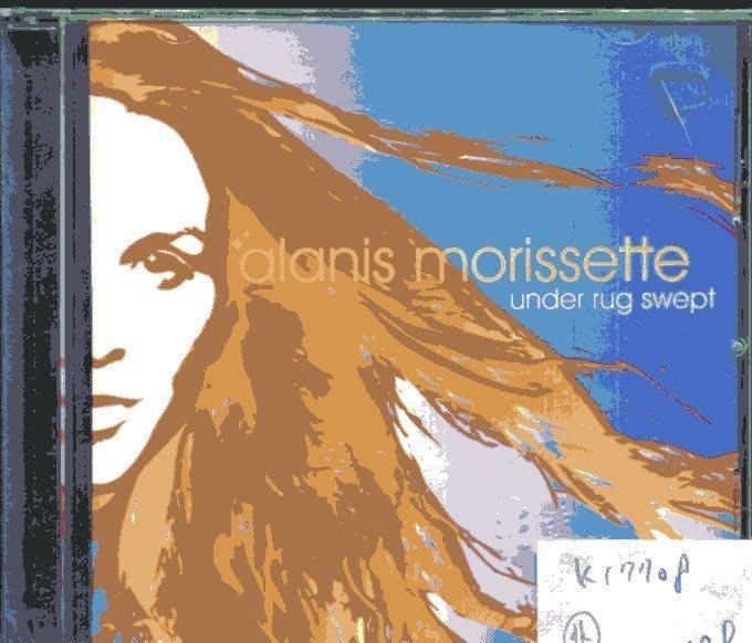 *真音樂* ALANIS MORISSETTE / UNDER RUG SWEPT 二手 K17708 (非賣品)