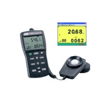 【電子超商】 含稅有發票 泰仕 TES-1339R 專業級照度計 (RS-232) 可接電腦