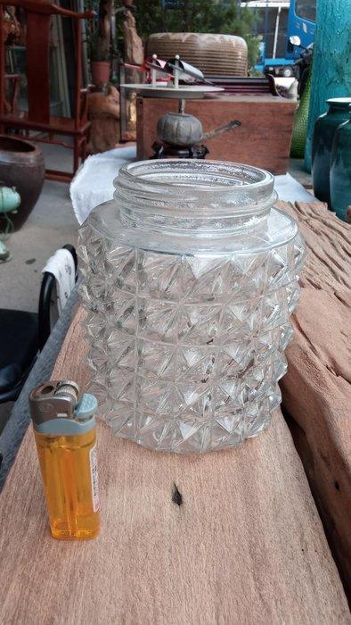 *阿柱的店*懷舊 老玻璃瓶 立體