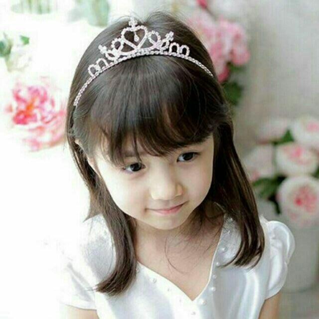 【UIshop】 兒童髮箍皇冠/兒童皇冠/閃亮皇冠