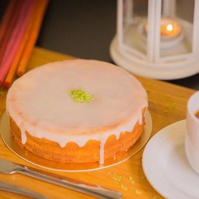【Charming Choco 巧米巧克】檸檬糖霜蛋糕 6吋