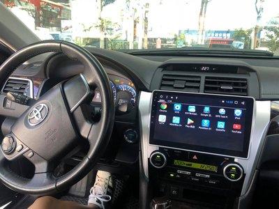 北二《711號》TOYOTA 豐田 Camry 專用觸控螢幕 安卓主機 四核心(實體店面/可代客安裝)