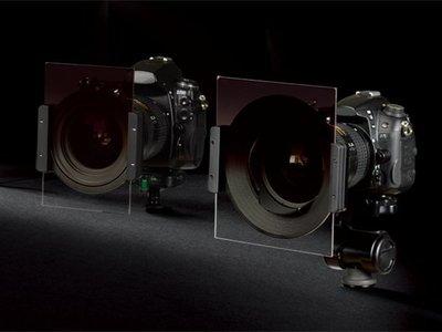 贈方鏡擦 NISI 反向漸變 Reverse GND8 ND0.9 150X170 方形漸層減光 減3格 玻璃 奈米鍍膜