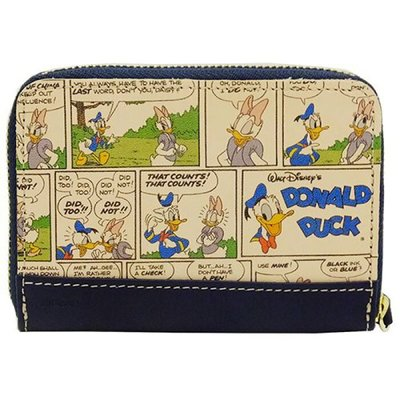 🇯🇵【Made in Japan】Donald Duck & Daisy 唐老鴨 日本原裝正版 真皮 銀包 div-dca-22