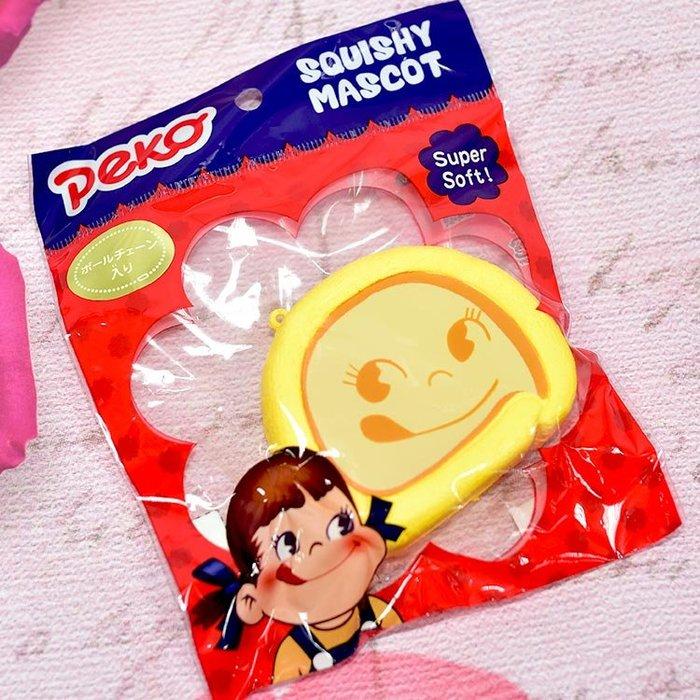 Peko 不二家牛奶妹 蛋榚捲 吊飾 日本限定
