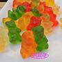 3號味蕾~ 裸裝- 蒂妮QQ(水果熊)300公克..熊熊...