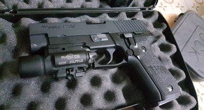 HK (Taiwan) SIG SAUER P226 GBB Full markings